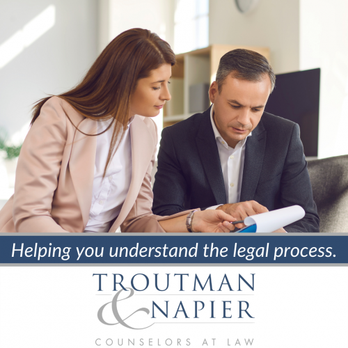 Helping you understand the legal Process